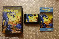 "Herzog Zwei ""Very Good Condition"" Sega Megadrive Import Japan"