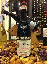 Vino Rosso (Red Wine) Barolo 1964 Giacomo Borgogno