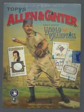 ALLEN & GINTER TOPPS 2010 FACTORY SEALED BASEBALL  HOBBY BOX