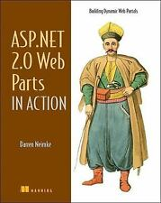 ASP.NET 2.0 Web Parts in Action: Building Dynamic Web Portals-ExLibrary