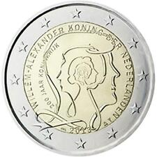 2 euro Olanda 2013 Regno d'Olanda
