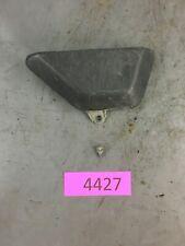 Yamaha 1974-1976 DT100 DT175 Side Cover RH 437-21721-00 used oem