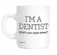 Taza Dentista Divertido Regalo Shan 340