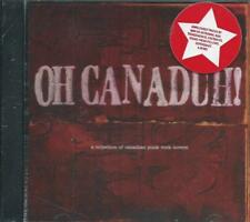 OH CANADUH! VOL. 1 CANADIAN PUNK ROCK COVERS COMPILATION LANCE ROCK SEALED CD