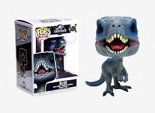Funko Pop Movies: Jurassic World - Blue Vinyl Figure Item #30980