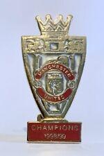 Manchester United 1998 / 1999 Champions Badge Treble Season