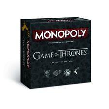 Monopoly Game of Thrones Collector's Edition Spiel Brettspiel Gesellschaftsspiel