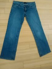 Women's The Limited Boot Cut Embroidered Back Pockets Jeans Size 6 Regular
