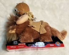 Retired Funko Galactic Plushies Star Wars Tusken Raider & Bantha 2-pack