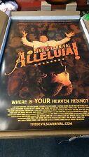 The Devil's Carnival ALLELUIA! Movie Poster 27X39