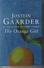 JOSTEIN GAARDER - The Orange Girl P/B