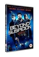 Beyond Suspicion Dvd aka Bent (2018) Andy Garcia - Immediate Dispatch - NEW
