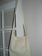 Plain Calico Shoulder Bags