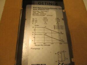 Getinge Autoclave Heat Exchanger OEM Part# 6015995501 Alfa Laval Part# CB30-40H