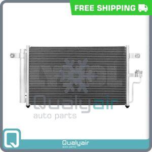 AC Condenser fits Dodge Attitude, Verna / Hyundai Accent QL