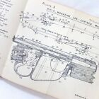 WW1 ROYAL FUSILIERS LEE ENFIELD RIFLE MANUAL BRITISH ARMY MUSKETRY MACHINE GUN