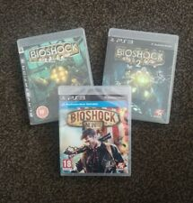 Bioshock 1, 2 + Infinite PS3 Bioshock Collection. PlayStation 3. Infinite is NEW