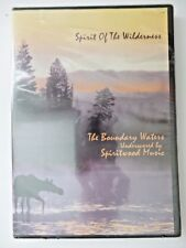 Spirit of The Wilderness DVD/Music Spiritwood Music Usually ships in 12 hours!!!