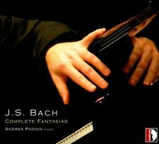 Bach: Complete Fantasias, New Music
