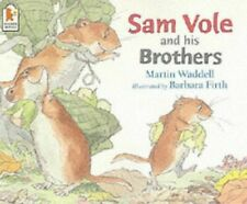 Sam Vole and His Brothers by Waddell, Martin Paperback Book The Fast Free