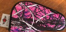 "Citadel Muddy Girl Pink Camouflage 10"" Pistol Rug Gun Case Brand New"