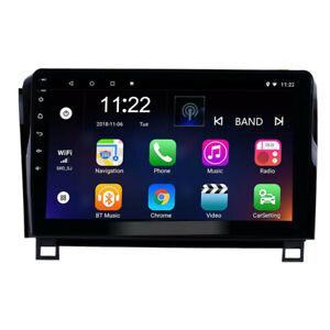 "10.1""Android 8.1 Autoradio GPS-Navigationskamera Passt für Toyota Sequoia Tundra"