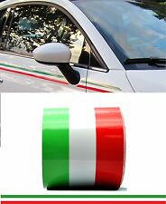 Adhesive Strip Tricolour Strap Adhesive Flag Tricolour 150cm x 1,5cm