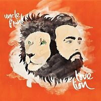 UNCLE FRANK Love Lion 2017 9-track CD album NEW/SEALED