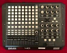 AKAI Professional APC40 Abelton Controller MIDI USB Audio Interface  Tested