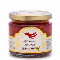 Crema di Peperoncino Piccante Afrodisiaco del sud 190gr