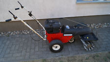 Kehrmaschine Tielbürger tk36 Schmutzkehrmaschine Schneepflug Schneekehrmaschine