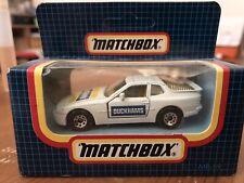 Vintage UNOPENED Matchbox MB 59 Porsche 944 Duckhams Oil Model