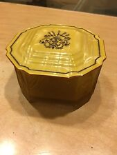 Vintage Vanity Powder Box