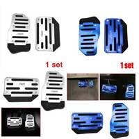 Racing Sports Non-Slip Automatic Car Accessories Gas Brake Pedals Pad Cover YX