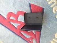 100 NEW BLACK VHS CASE LIBRARY CASE WITH HUB W/FULL SLEEVE PSV10-HUB