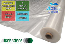 Solarshield Hortcover, Greenhouse/Hothouse Film 2M x 10M 180GSM