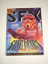 SFX Magazine * March 1997 * STAR WARS * Mars Attacks * TIM BURTON * #23 NEW