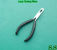 "12 Pcs Ring Closing Plier 5"" Body Piercing Surgical Tools"