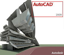 Autodesk AutoCAD 2009 Vollversion