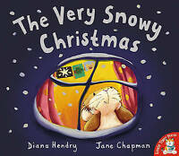 The Very Snowy Christmas, Book, New by Jane Chapman, Diana Hendry (Paperback)