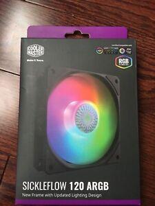 Coolet Master Sickleflow 120mm RGB