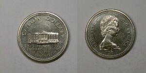 1973 CANADA PRINCE EDWARD ISLAND DOLLAR CHOICE UNC. #465-68