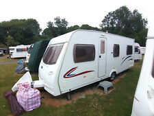 2006/2007 Lunar Solaris Limited Edition, single axle, with additional extras