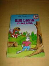 "DISNEY MICKEY CLUB DU LIVRE ""Bibi Lapin et ses Amis"""