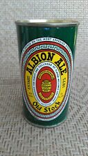 ALBION OLD STOCK ALE FLAT TOP CAN SOUTHERN BREWERY DIFFICULT NICE CAN