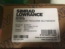 Lowrance by Simrad DST Triducer