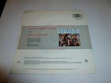 "RAINMAKERS - Let My People Go-Go - Deleted 1986 UK 7"" Vinyl Single"