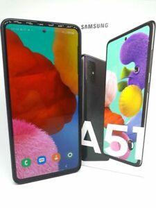 Samsung Galaxy A51 SM-A515F/ DSM 64GB / 4GB 48MP Dual Sim color black + GIFT