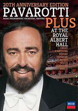 Pavarotti Plus-Live from the Royal Albert Hall DVD NUOVO Puccini/Verdi