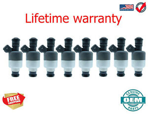 X8 GMC C2500 Suburban 1996 - 1999 V8  7.4 Fuel Injectors UPGRADE